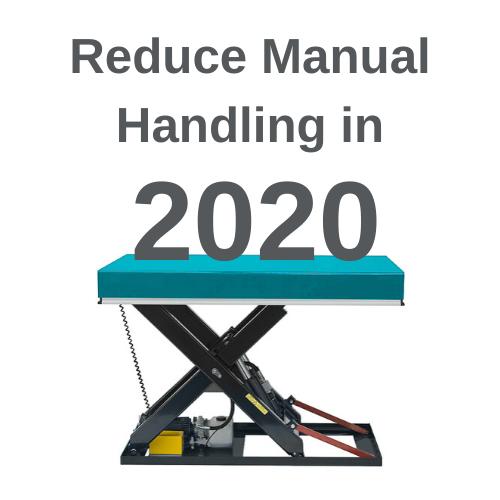 Reduce Manual Handling in 2020