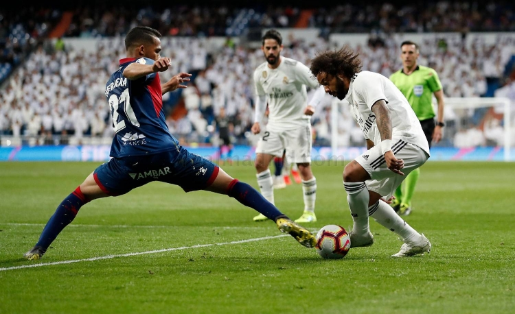 прогноз на 31.10.2020. «Реал» Мадрид – «Уэска»