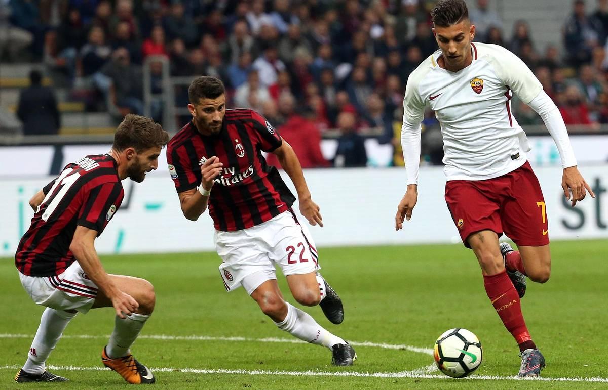 прогноз на 26.10.2020. «Милан» - «Рома»