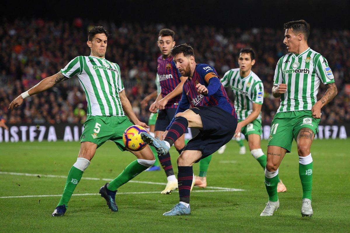 прогноз на 7.11.2020. «Барселона» - «Бетис»