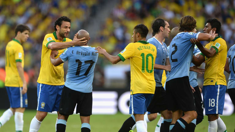 прогноз на 18.11.2020. Уругвай – Бразилия