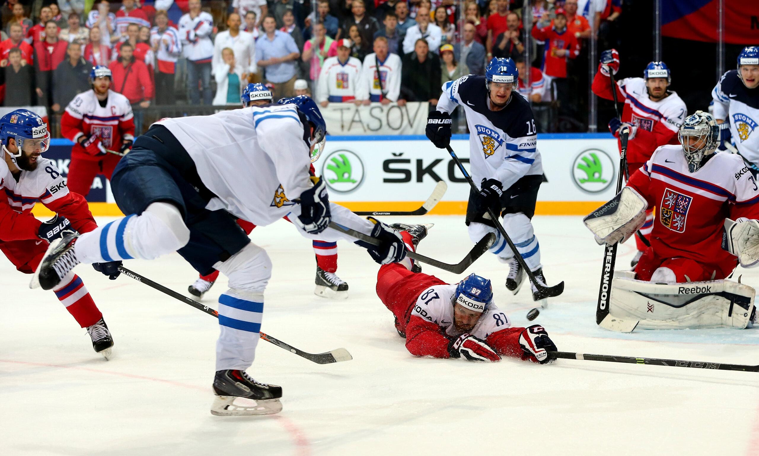 Finland v Czech