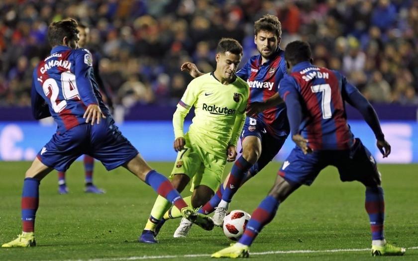 Барселона - Леванте. 13 декабря 2020. Прогноз на матч ...