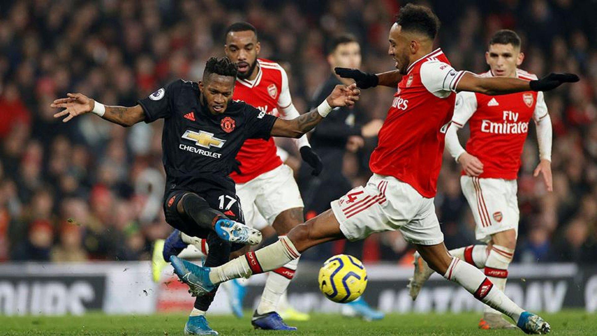 прогноз на 30.01.2021. «Арсенал» - «Манчестер Юнайтед»