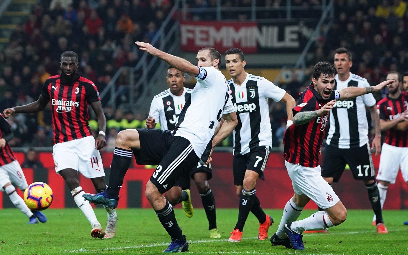 прогноз на 06.01.2021. «Милан» - «Ювентус»