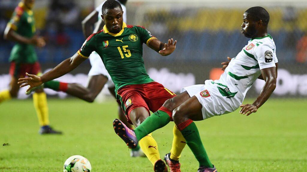 Прогноз на матч Гвинея - Руанда 31.01.2021