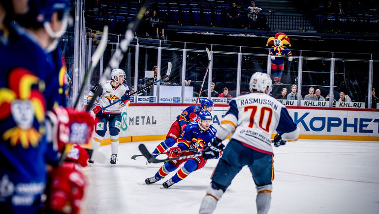 metallurg jokerit