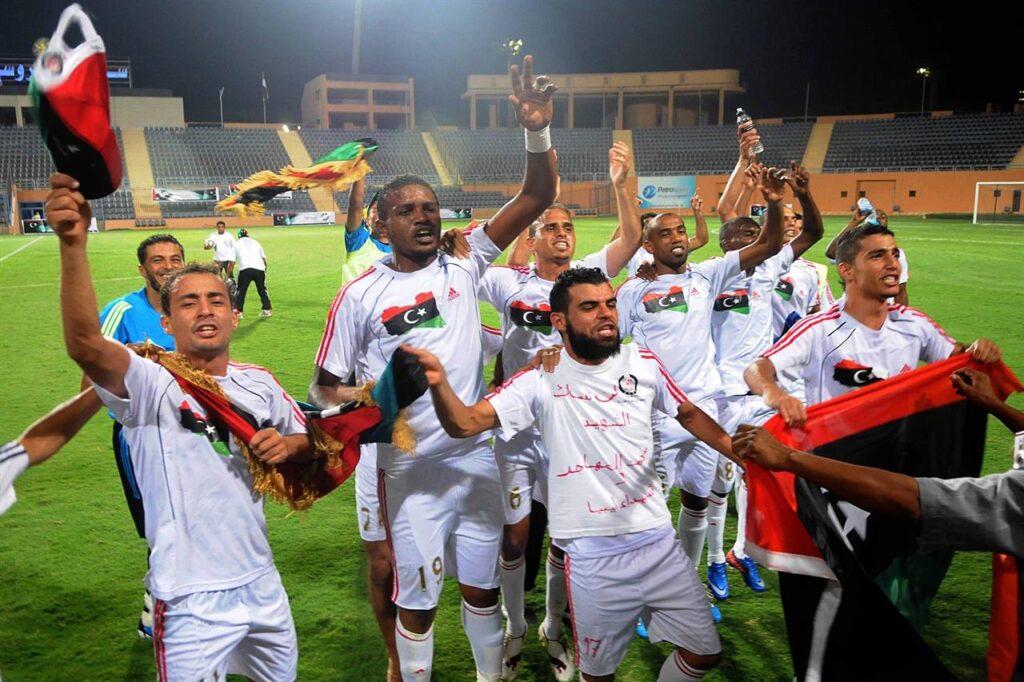 Прогноз на матч Ливия - Конго 21.01.2021