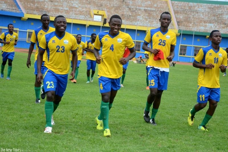 Прогноз на матч Руанда - Уганда 18.01.2021