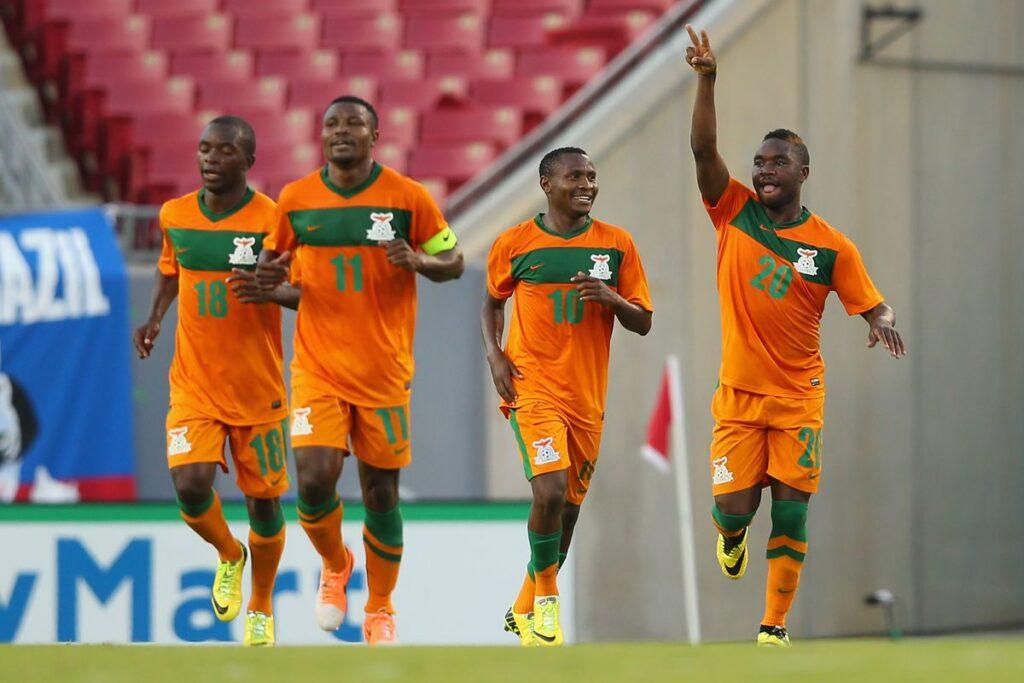 Прогноз на матч Замбия - Гвинея 23.01.2021