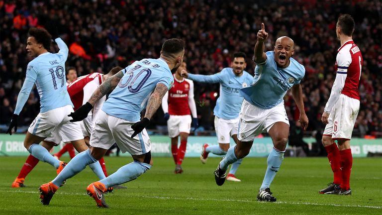 прогноз на 21.02.2021. «Арсенал» - «Манчестер Сити»