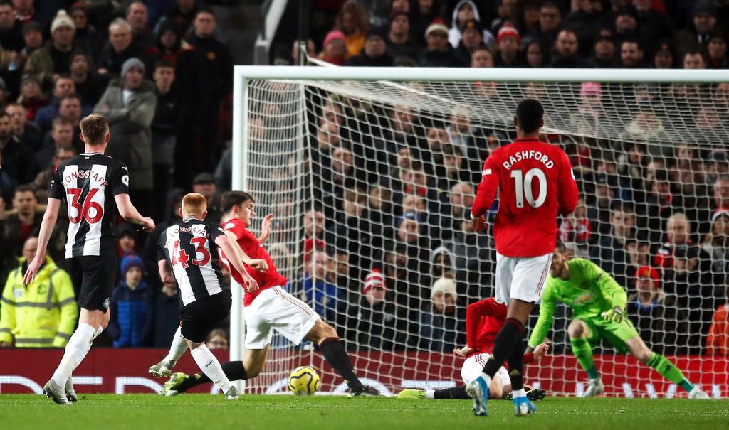 прогноз на 21.02.2021. «Манчестер Юнайтед» - «Ньюкасл»