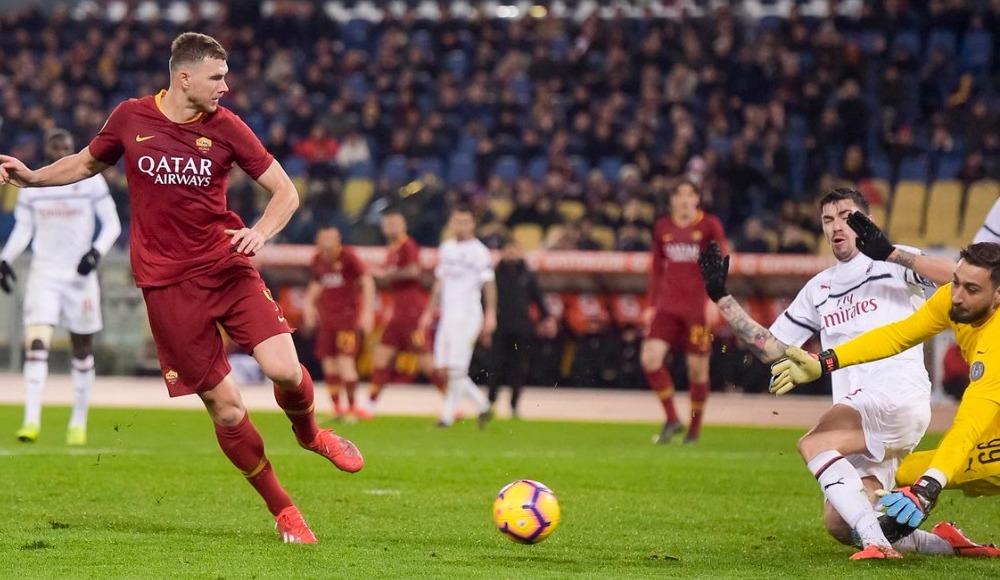 прогноз на 28.02.2021. «Рома» - «Милан»