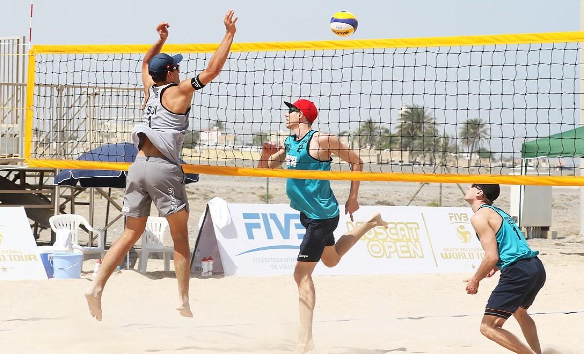 ставки на пляжный волейбол